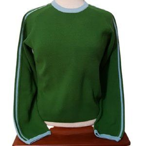 Abercrombie and Fitch Sporty Sweater VTG (L)